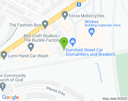 Map for Terry's Ltd