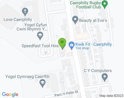 Map for The Garden Village Garage