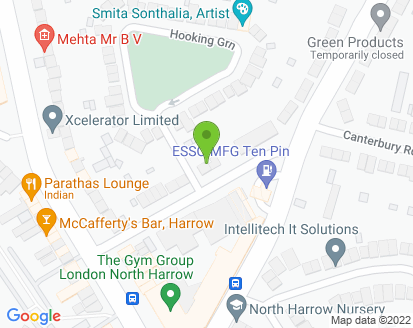 Map for Headstone Motoring Centre