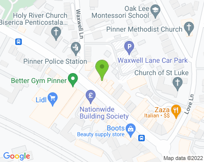 Map for West End Lane Motors