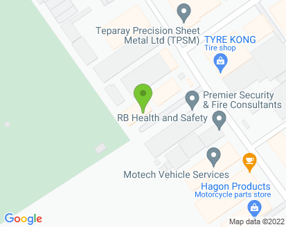 Map for Motech Vehicle Services