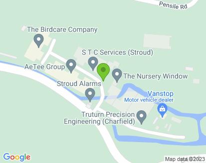 Map for S T C Services (Stroud) Ltd