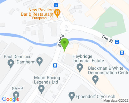 Map for Arrow Auto Services