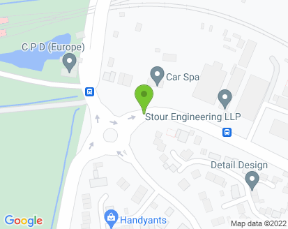 Map for Manningtree Tyre & Service Centre