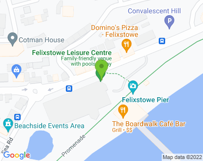 Map for K W Autos