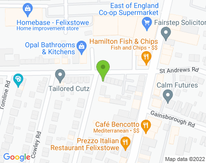 Map for Auto Renovate MOT & Service Centre