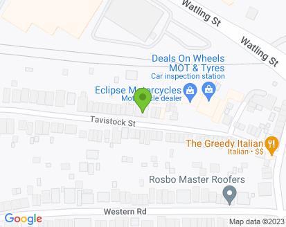Map for Eclipse Autos Onestop
