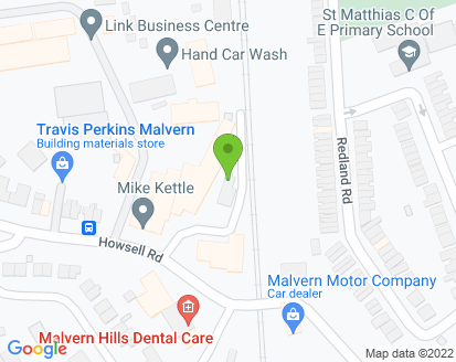 Map for J H Cars