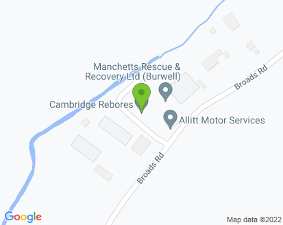 Map for Rayment's Vehicle Servicing & Repairs