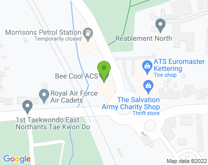 Map for Bee Cool ACS Ltd