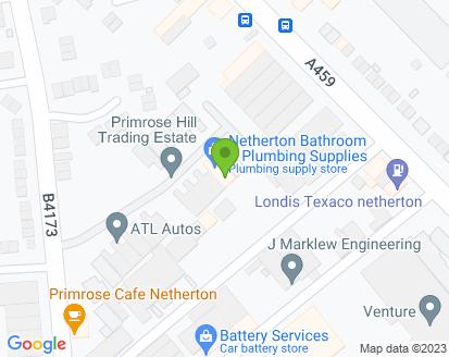 Map for ATL Autos Ltd