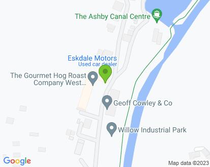 Map for Eskdale Motors Ltd