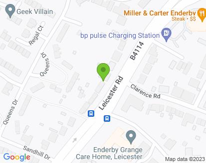 Map for Macks Garage Ltd