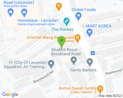 Map for J Lamb Services Ltd