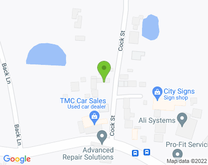 Map for Advanced Repair Solutions