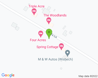 Map for M & W Autos