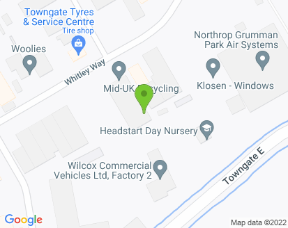 Map for G S Motor Engineers (Market Deeping)