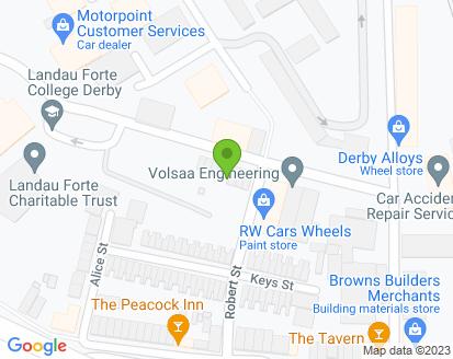 Map for Volsaa Engineering