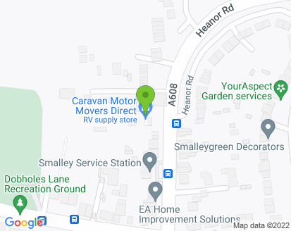 Map for Smalley Service Station