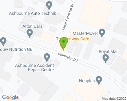 Map for Lumbards Service Centre