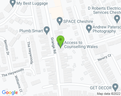 Map for J S Motors Ltd