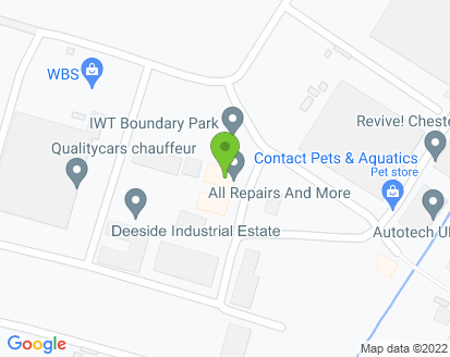 Map for Smart Auto Services