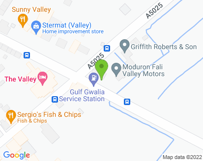 Map for Moduron Fali