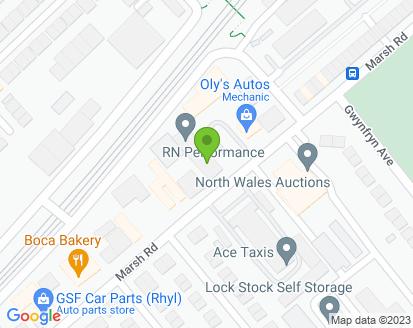 Map for C B Autos Ltd