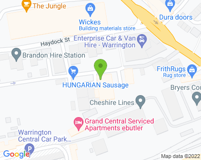Map for SPG (UK) Ltd