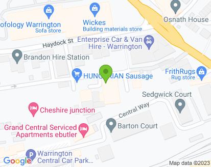 Map for SPG (UK) Ltd