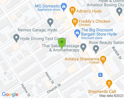 Map for Nemo Autos Ltd