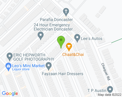 Map for Lees Autos Limited