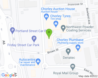 Map for Autocentre Ltd