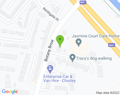 Map for Motoron Service Centre (Ltd)