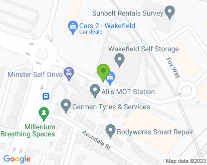 Map for Steve Wood
