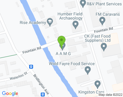 Map for AAMG Ltd