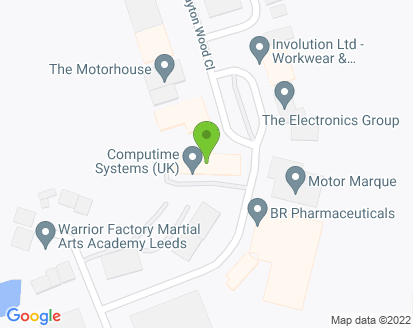 Map for Motor Marque
