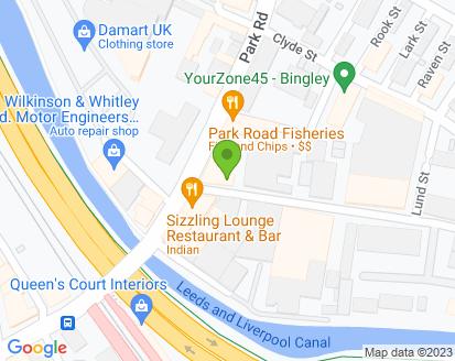 Map for Star Garage