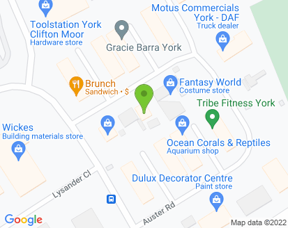 Map for Brookshaw Motors