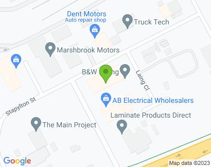 Map for Marshbrook Motors Ltd