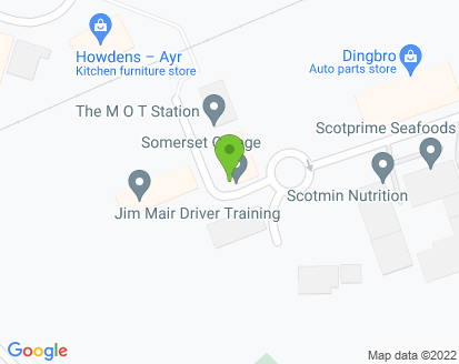 Map for Automotive Solutions