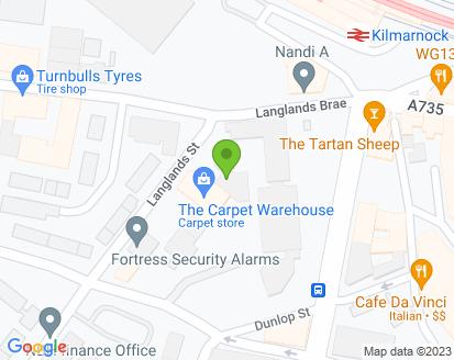 Map for Hood Motors