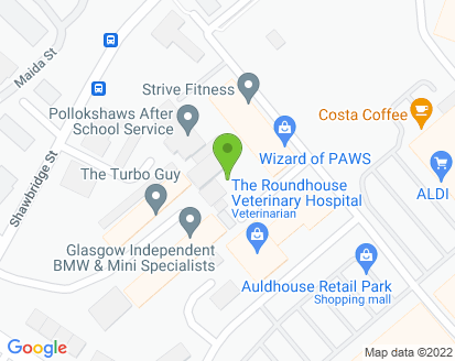 Map for Cumming Automotive