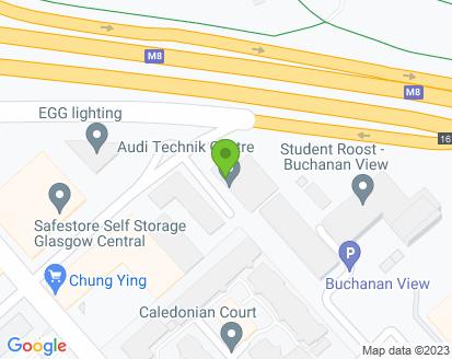 Map for Audi Technik Centre