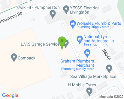 Map for LVS Garage Services
