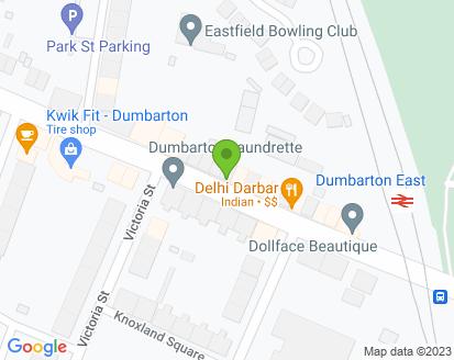 Map for P & D Automotive