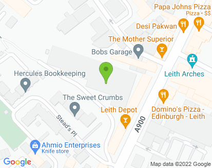 Map for Bobs Garage Ltd