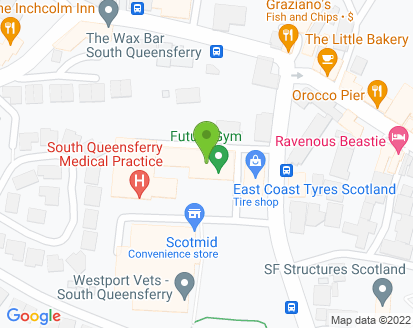 Map for East Coast Tyres (Scotland)