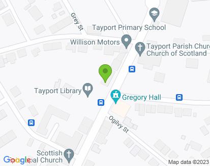 Map for Willison Motors Ltd