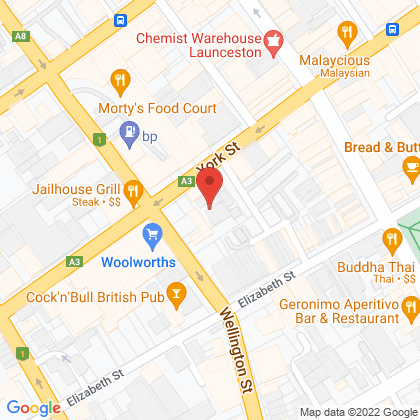 123 York St, LAUNCESTON, TAS 7250, Australia